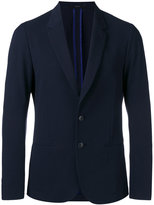 Paul Smith notched lapel blazer - men - Spandex/Elastane/Wool - 48