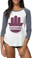 Spiritual Gangster Namaste Long Sleeve Tee