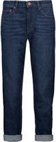 Etoile Isabel Marant Davan mid-rise boyfriend jeans