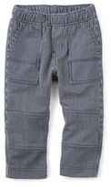 Tea Collection Railroad Stripe Pant in Blue