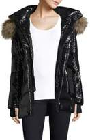 SAM. Millennium Fur Down Jacket