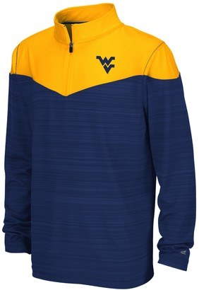 NCAA Boys 8-20 West Virginia Mountaineers Pullover