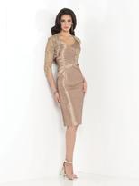 Mon Cheri Social Occasions by Mon Cheri - 115853W Dress