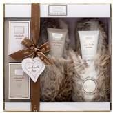 Baylis & Harding La Maison Creme Brulee & Cocoa Slipper Set