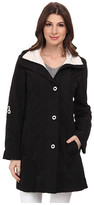 Rainforest Packable Slot Button Coat w/ Roll Tab Sleeve