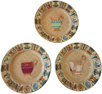 Gucci Multicolour Porcelain Dinnerware