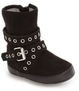 Stuart Weitzman Infant Girl's Grommet Boot