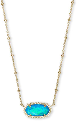 Kendra Scott Elisa Gold Satellite Pendant Necklace