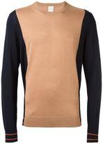 Paul Smith colour block jumper