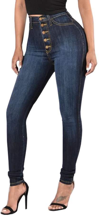 954d14bd7c5 Elasticated Waist Jeans - ShopStyle Canada