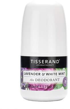 Tisserand Aromatherapy U.K. Aromatherapy Lavender & White Mint The Deodorant 50ml