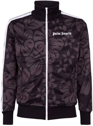 Palm Angels Hawaiian Print Track Jacket