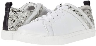 Seychelles Stand Out (White Exotic Leather) Women's Shoes