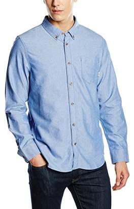 Vans Men's Houser Ls Regular Fit Classic Long Sleeve Casual Shirt,Small