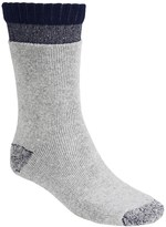 Wolverine Cotton Boot Work Socks - 2-Pack, Crew (For Men)