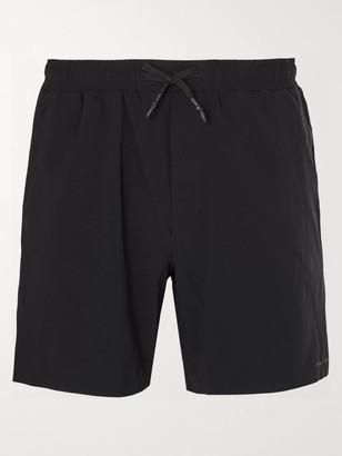 FALKE ERGONOMIC SPORT SYSTEM Basic Challenger Slim-Fit Stretch-Shell Shorts