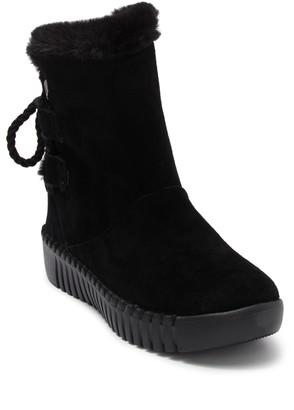 Skechers Gowalk Smart Intrigue Faux Fur Lined Boot