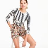 J.Crew Tie-waist short in Liberty® Thorpe floral