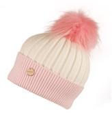 Popski London Candy Pink - Frost Angora Pom Pom