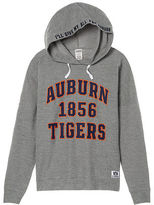 PINK Auburn University Crossover Pullover Hoodie
