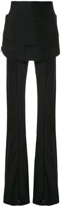 Andrea Bogosian layered trousers