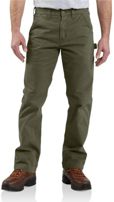 Carhartt Men's Big & Tall Relaxed Fit Twill Utility Work Pant