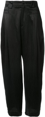 Koché Striped Trousers