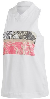 adidas by Stella McCartney Graphic tank top
