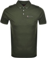 Luke 1977 Privates Polo T Shirt Khaki