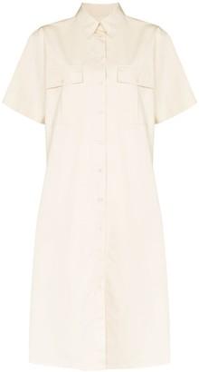 Jil Sander Neema cotton shirtdress