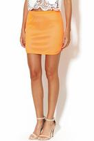 Lush Neon Mesh Skirt