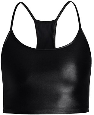 Koral Leah Infinity Coated Sports Bra
