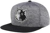 Mitchell & Ness Minnesota Timberwolves Space Knit Snapback Cap