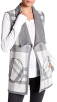 Michael Stars Reversible Draped Vest