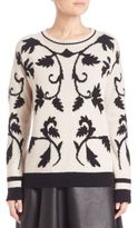 Max Mara Foliage Knit Sweater