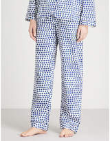 Bodas Siena cotton pyjama bottoms