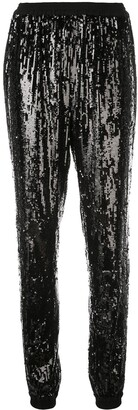 Michael Kors Sequinned Tapered Trousers