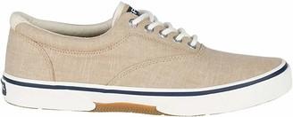 Sperry mens Halyard Cvo Chambray Sneaker