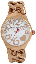 Betsey Johnson Chained Up Watch