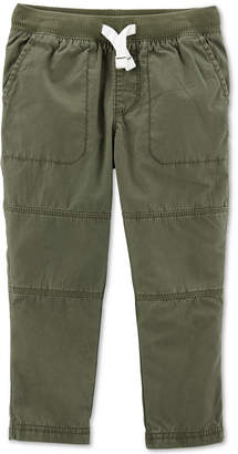Carter's Carter Toddler Boys Cotton Drawstring Pants