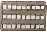 Tomasini - embellished clutch - women - Calf Suede - One Size