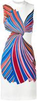 Emilio Pucci printed sleeveless dress - women - Silk/Spandex/Elastane/Viscose - 40
