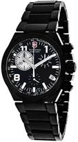 Victorinox Convoy 241255 Men's Black Titanium Chronograph Watch