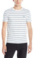 Original Penguin Men's Short Sleeve Allover Jacquard Novelty T-Shirt