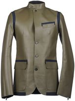 Tommy Hilfiger Leather outerwear