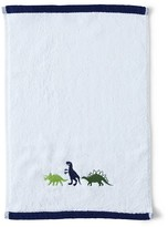 Kassatex Dino Park Embroidered Finger Tip Towel