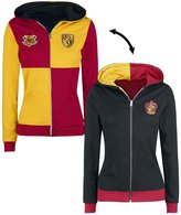 Bioworld Harry Potter Gryffindor Juniors Reversible Hoodie