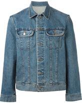 A.P.C. classic denim jacket - men - Cotton/Polyurethane - S