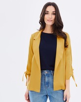 Dorothy Perkins Tie Sleeve Jacket