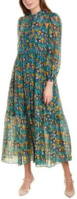 Diane von Furstenberg Nea Midi Dresses
